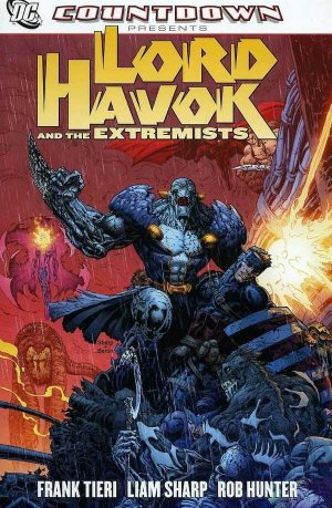 Countdown Presents - Lord Havok And The Extremists édition TPB softcover (souple)
