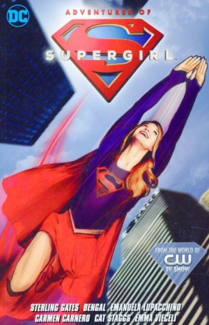 Adventures of Supergirl édition TPB softcover (souple)