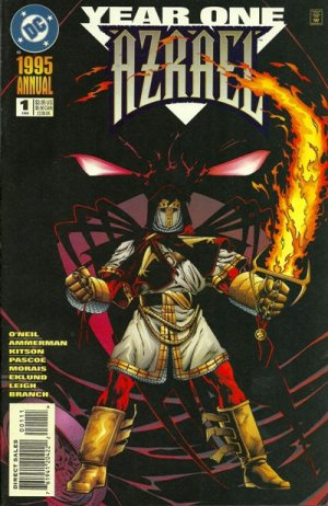 Azrael - Agent of the Bat édition Issues V1 - Annuals (1995 - 1997)