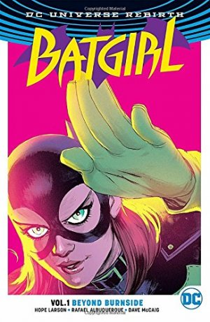 Batgirl édition TPB softcover (souple) - Issues V5