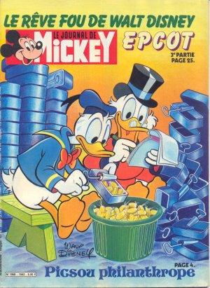 Le journal de Mickey 1583