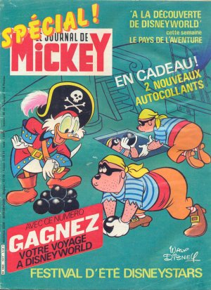 Le journal de Mickey 1517