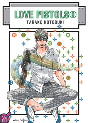 Love Pistols 9 Manga