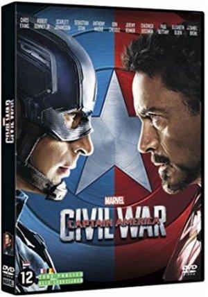 Captain America: Civil War édition Simple