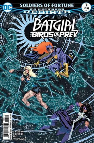 Batgirl and the Birds of Prey # 7 Issues V1 (2016 - 2018)