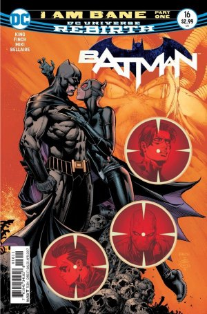 Batman # 16 Issues V3 (2016 - Ongoing) - Rebirth