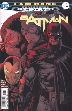 Batman # 17 Issues V3 (2016 - Ongoing) - Rebirth