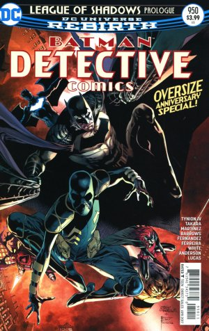 Batman - Detective Comics # 950