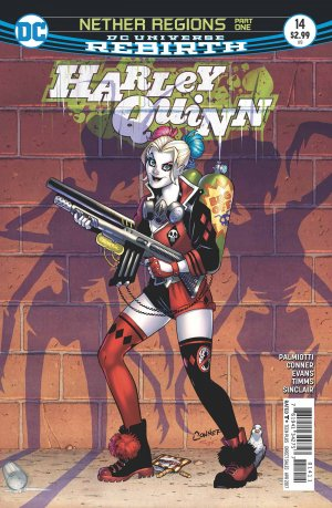 Harley Quinn # 14 Issues V3 (2016 - Ongoing) - Rebirth