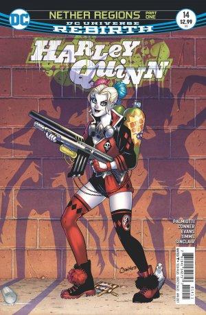 Harley Quinn # 14
