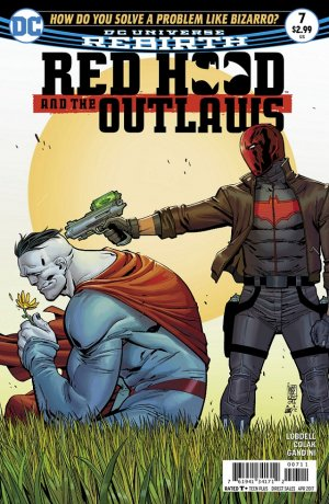 Red Hood and The Outlaws # 7 Issues V2 (2016 - Ongoing) - Rebirth
