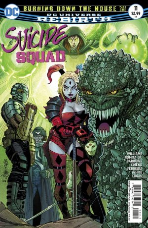 Suicide Squad # 11 Issues V5 (2016 - 2019) - Rebirth
