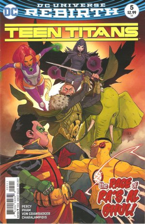 Teen Titans # 5 Issues V6 (2016 - Ongoing)