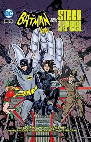 Batman '66 meets Steed and Mrs. Peel édition TPB hardcover (cartonnée)