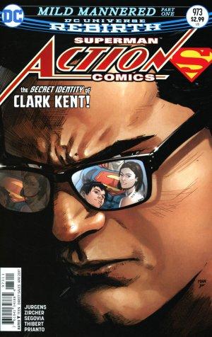 Action Comics # 973