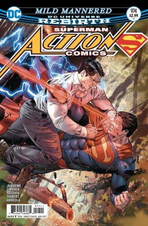 Action Comics # 974