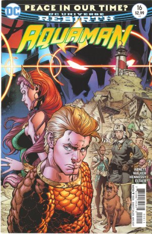 Aquaman # 16 Issues V8 (2016 - Ongoing) - Rebirth