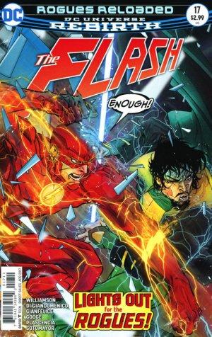 Flash # 17 Issues V5 (2016 - 2020) - Rebirth