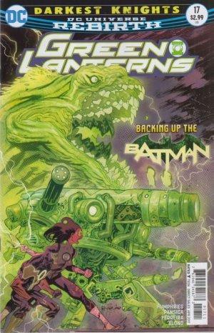 Green Lanterns 17 - Darkest Knight - part two