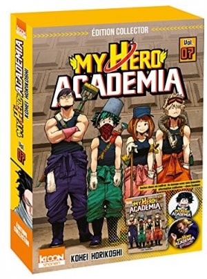 My Hero Academia 7 Collector