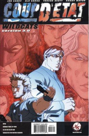 Coup d'Etat - Wildcats Version 3.0 édition Issues