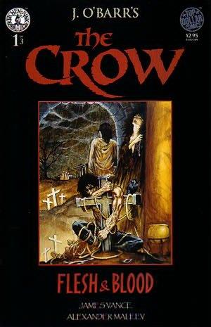 The Crow - Flesh and Blood édition Issues