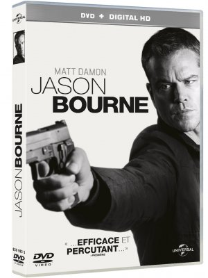 Jason Bourne édition Simple