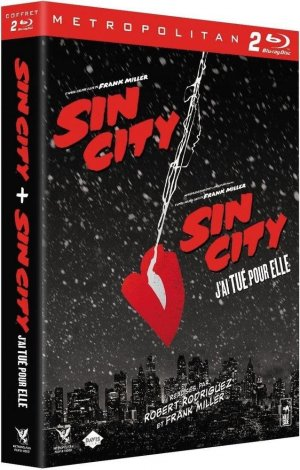 Sin City 1 & 2 édition Combo