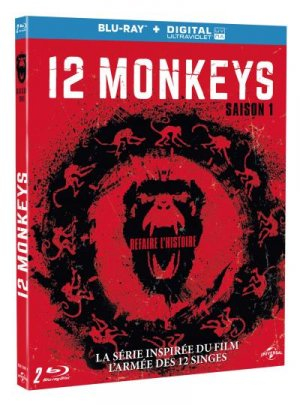 12 Monkeys édition Simple