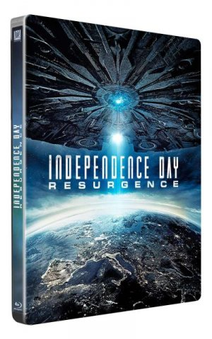 Independence Day Resurgence édition Steelbook