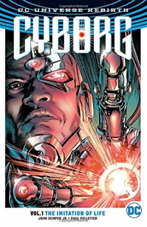 Cyborg édition TPB softcover (souple) - Issues V2