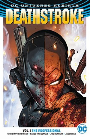 Deathstroke édition TPB softcover (souple) - Issues V4
