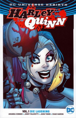 Harley Quinn édition TPB softcover (souple) - Issues V3