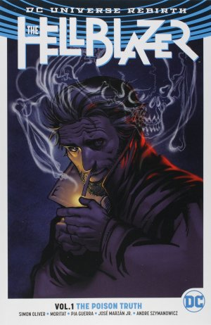 The Hellblazer - Rebirth # 1 TPB softcover (souple) - Issues V2