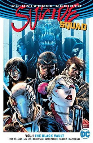 Suicide Squad édition TPB softcover (souple) - Issues V5