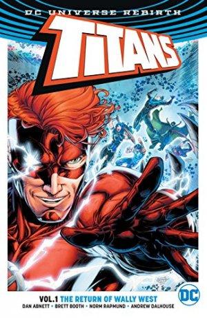 Titans (DC Comics) édition TPB softcover (souple) - Issues V3