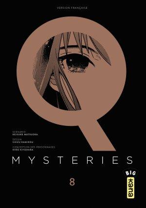 couverture, jaquette Q mysteries 8  (kana)