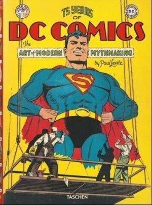 75 Years of DC Comics édition Hardcover (cartonnée) - Edition XL