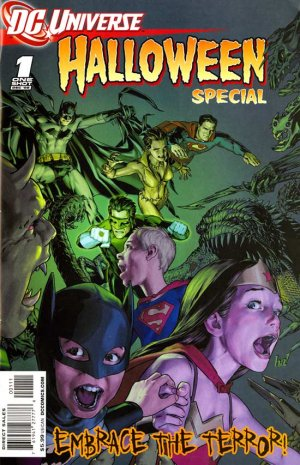 DCU Halloween Special édition Issues