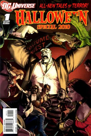 DCU Halloween Special 2010 édition Issues