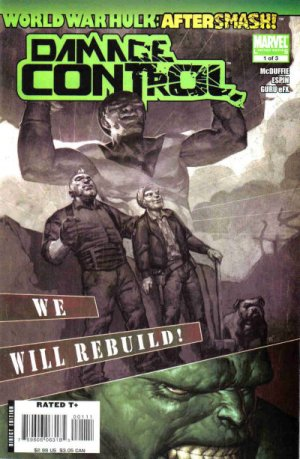 World War Hulk Aftersmash - Damage Control édition Issues