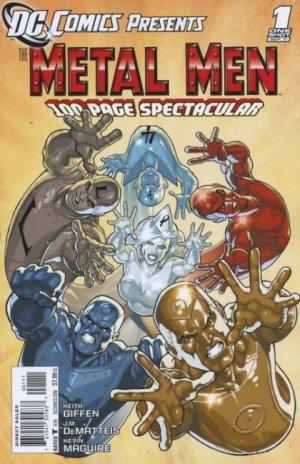 DC Comics Presents The Metal Men édition Issues