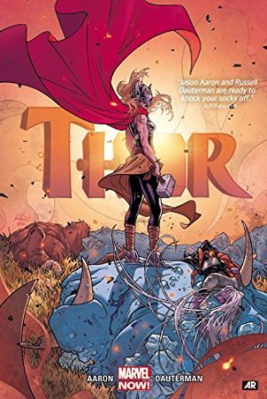 Thor édition TPB Hardover - Issues V4 (2016 - 2017)