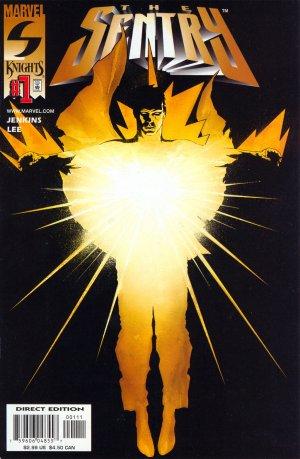 Sentry # 1 Issues V1 (2000 - 2001)