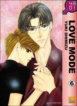 couverture, jaquette Love Mode 6  (Taifu Comics) Manga