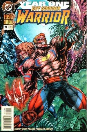 Guy Gardner - Warrior édition Issues V1 - Annuals (1995 - 1996)