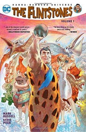 The Flintstones édition TPB softcover (souple)