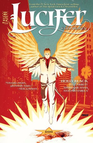Lucifer édition TPB softcover (souple) - Issues V2