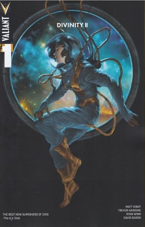 Divinity II édition Issues (2016)