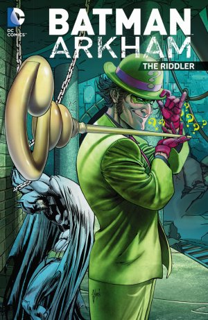Batman Arkham - The Riddler édition TPB softcover (souple)